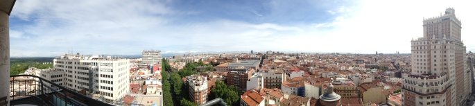 Madrid Pano