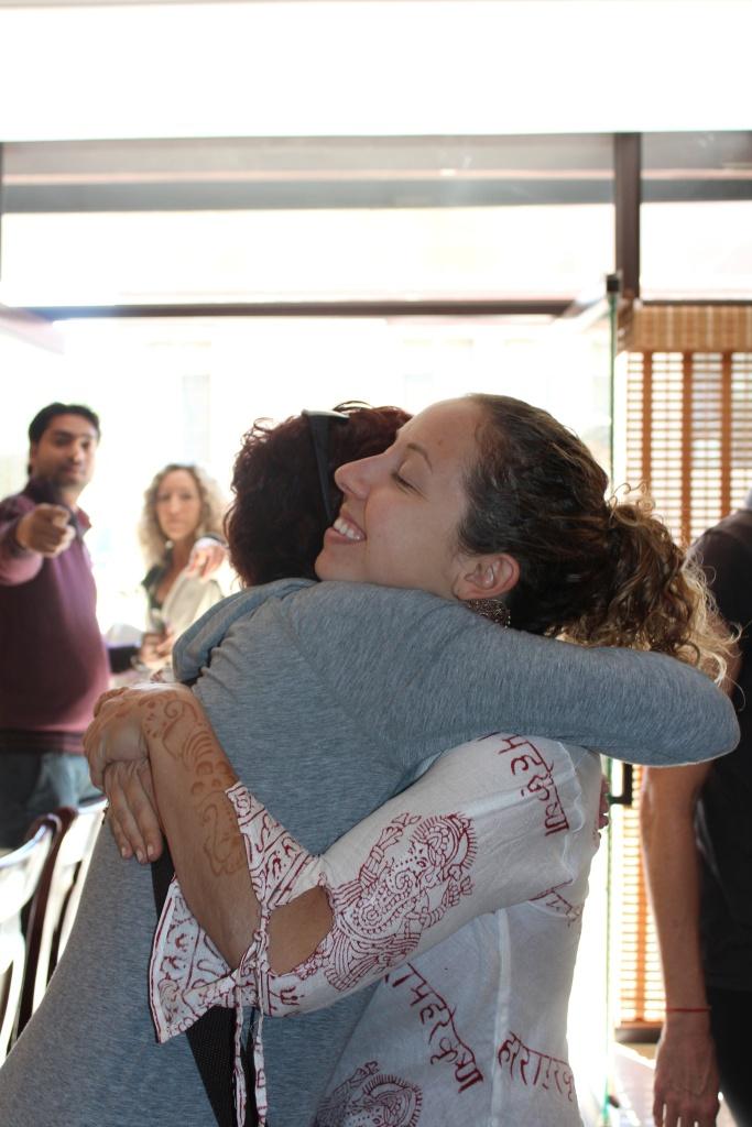 Rishikesh Hug